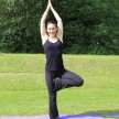 Get rid of your Fears and increase self confidence with the help of  Vriksasana or Tree Pose
