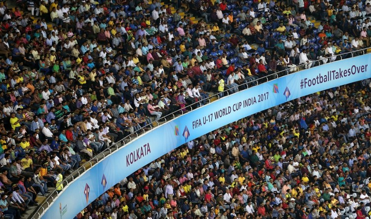 FIFA WC U-17 India 2017 sets new spectators attendance World Record