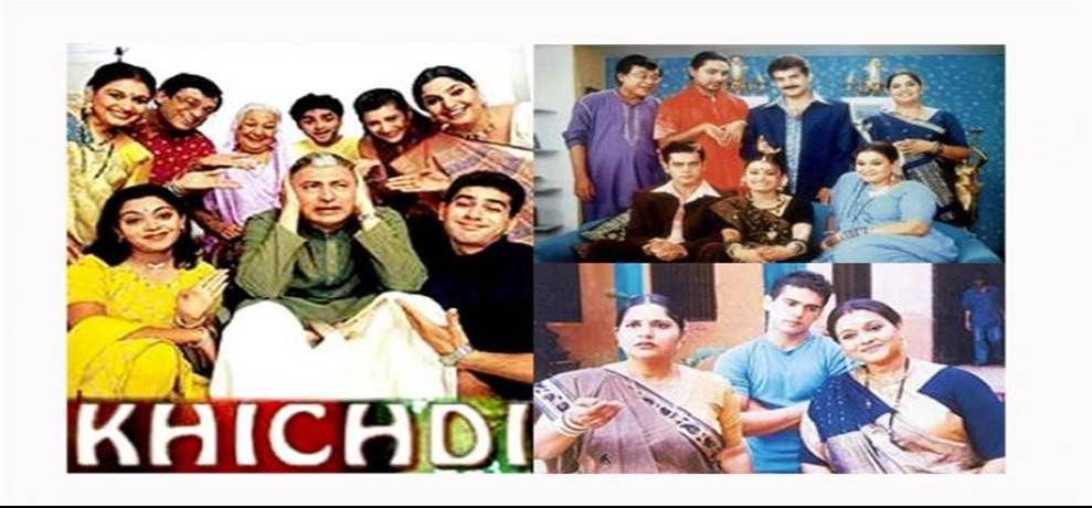 Image result for images of khichdi movie