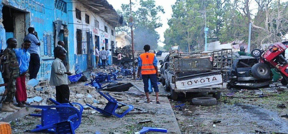 in Somalia hotel attack at least 23 dead, over 30 injured