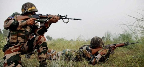 Infiltration failed in Keran Sector, One terrorist killed, One soldier martyred
