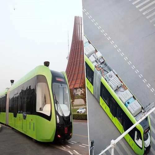 worlds first smart train in the china