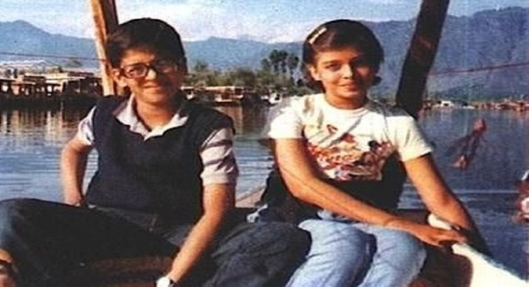 see the unseen childhood pics of Bollywood actress Aishwarya Rai Bachchan on her birthday