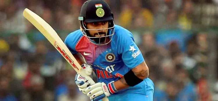 India vs New Zealand: Virat Kohli become second highest scorer in t-20 Internationals