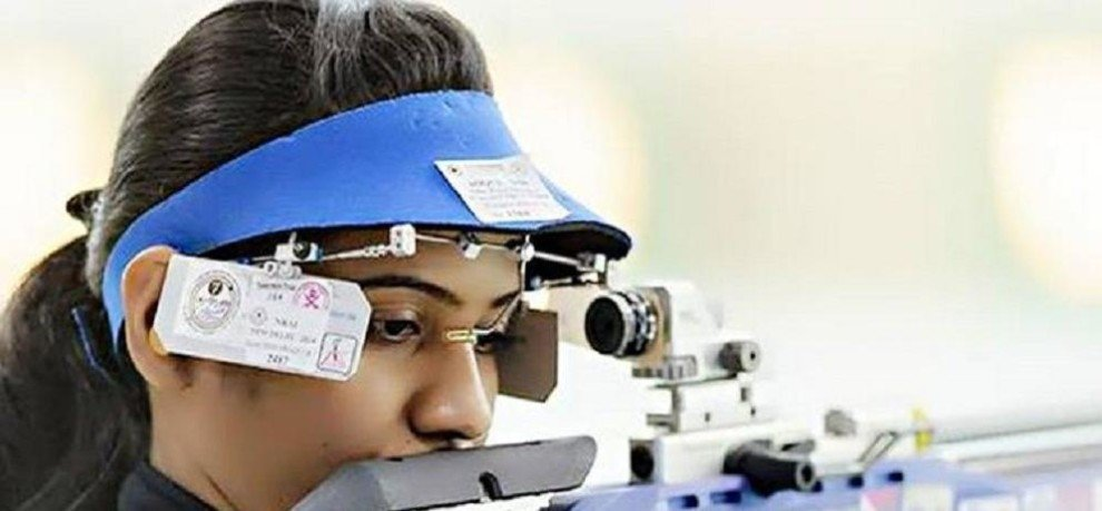 Indian shooters  Pooja Ghatkar win gold in Commonwealth Shooting Championships