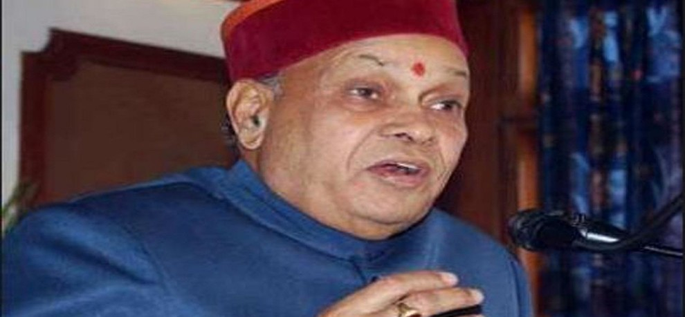 VOTING IN HIMACHAL PRADESH AND DHUMAL CONFIDENT OF VICTORY