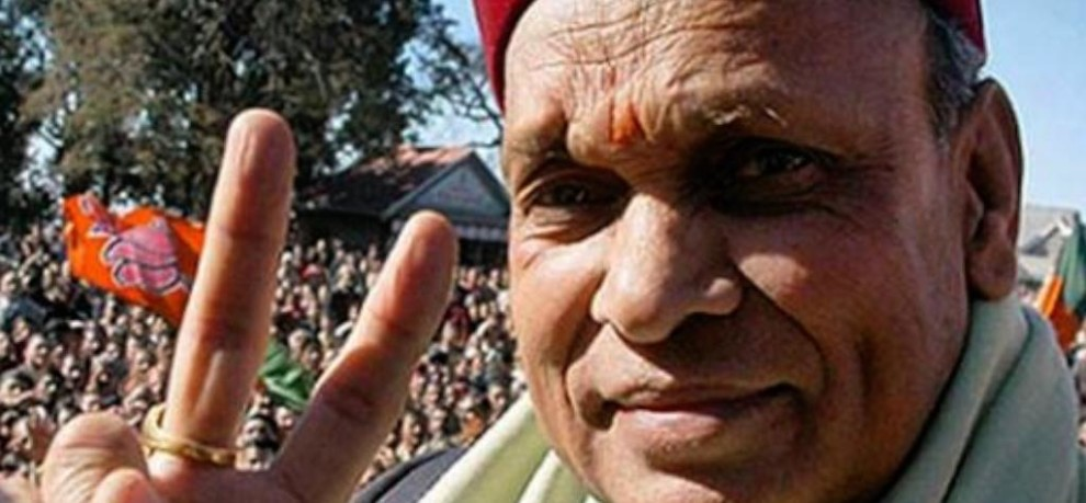 PROFILE OF HIMACHAL PRADESH BJP LEADER PREM KUMAR DHUMAL