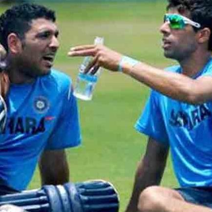 yuvraj singh wrote a post on his facebook account giving fitting tribute to ashish nehra