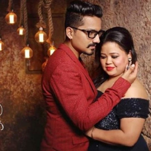 Bharti Singh and Harsh Limbachiyaa new pre-wedding photo, both are looking so cute