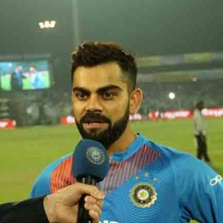 virat kohli said after defeat in second t20i that we batted poorly