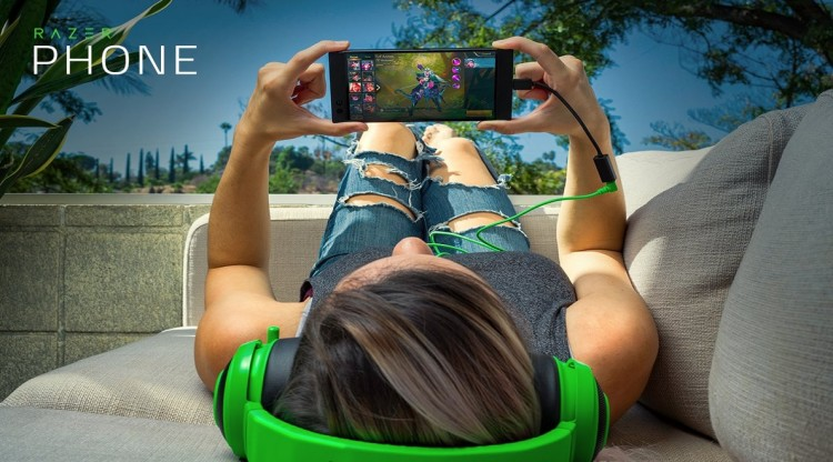 Razer Phone Gaming Smartphone Launched, Know Price and Specifications