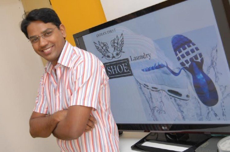Know The Inspiring Story Of sandeep gajkas who become millionaire by shoes polish