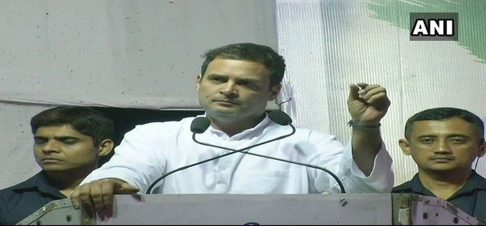 Rahul Gandhi slams PM Narendra Modi and reveals Gujarat truth