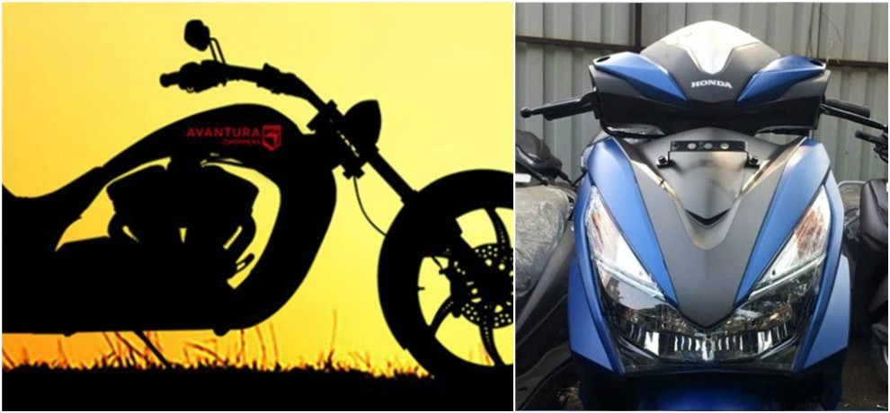 Upcoming Two-Wheelers Launch in November: Suzuki Intruder 150, Honda Grazia, Avantura Choppers