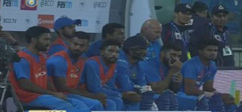ICC gives clean chit to Virat Kohli for using walkie-talkie in Delhi t20I