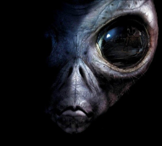 Oxford Scientist found in Research how Aliens look like