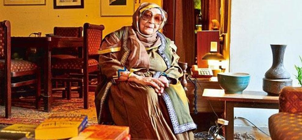 highest honour in literature gyanpeeth award for the year 2017 to hindi novelist krishna sobti