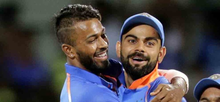 hardik rested against srilanka, fans asked to virat kohli why he will not play