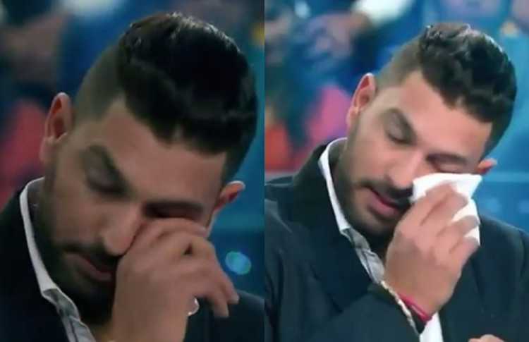 Yuvraj Singh Cries At Grand Finale Episode Of Kaun Banega Crorepati 9 Abhinandan Aabhaar