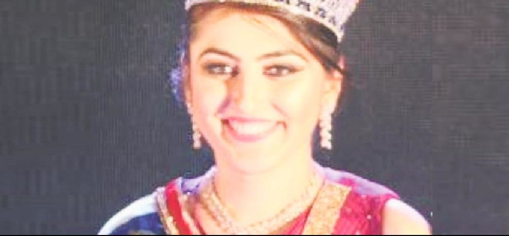 jagriti khund of nankhari won female universe crown
