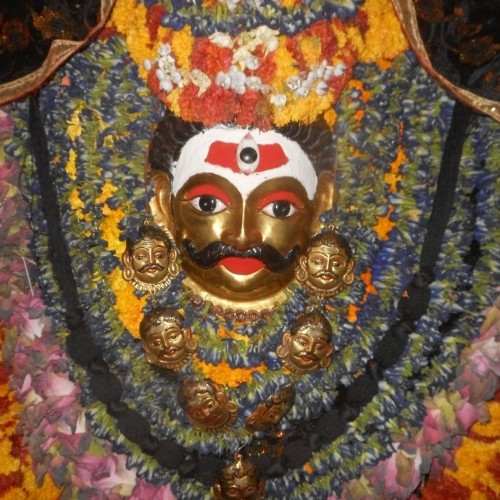 story of kaal bhairav and know about how was born bhairav ​​