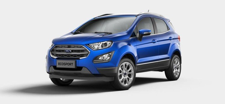 Ford EcoSport Facelift limited 123 units Booked within Hours on Amazon