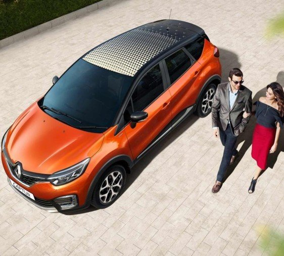 Renault Captur launched: Price, interior images and Features