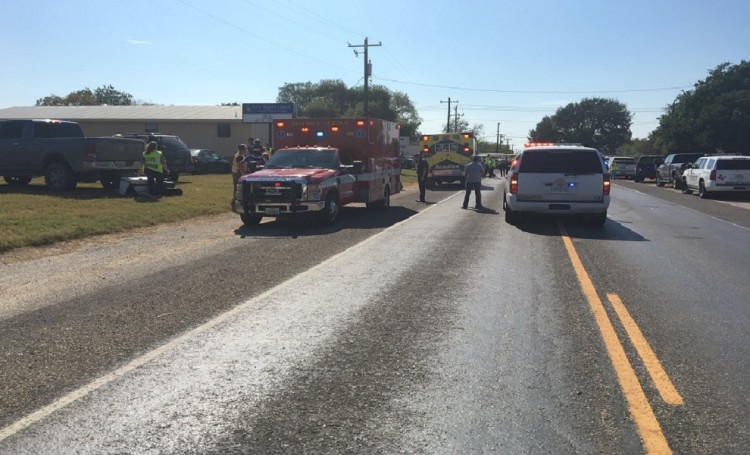 US: Multiple casualties in shooting at Texas church