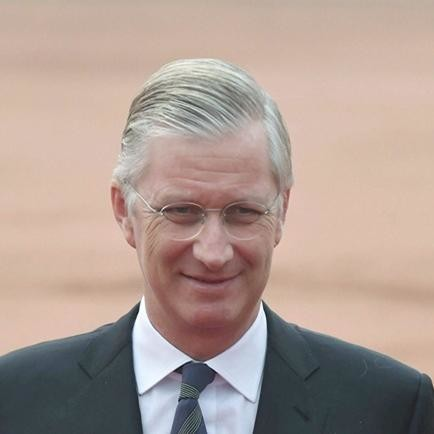 Belgium King Philippe says i love india came here for our honeymoon