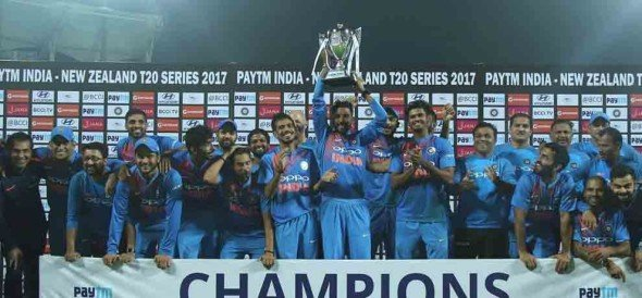 Sri Lanka announces tri nation T20I series India and Bangladesh will also participate