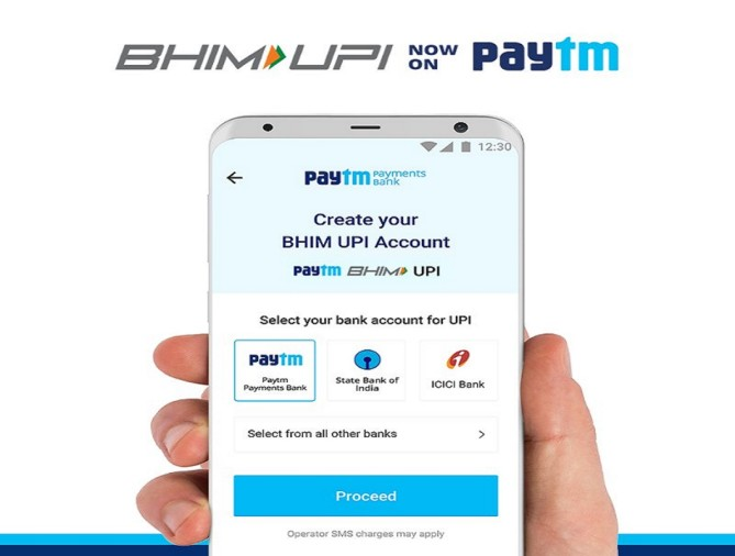 Paytm App gets BHIM UPI support, Here how to use
