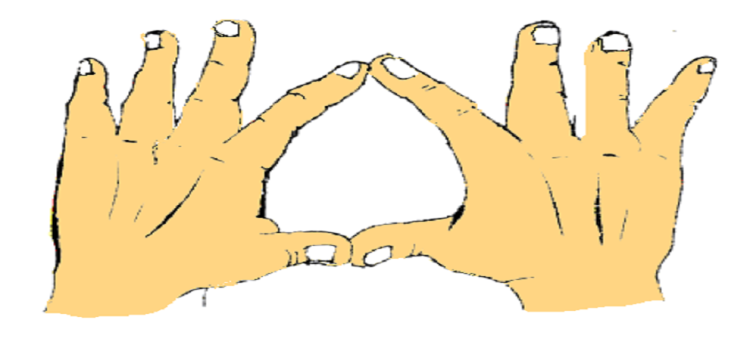pan mudra yoga beneficial in Pain of Migraine