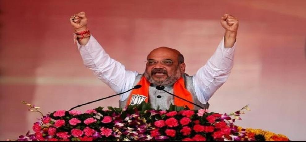 Gujarat polls: Amit Shah to launch Maha Sampark Abhiyan on Tuesday
