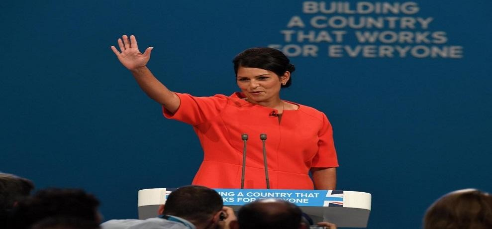 British minister Priti Patel apologizes for secret meetings in Israel