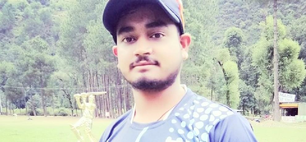rintu of chaila selected for divyang indian Cricket Team