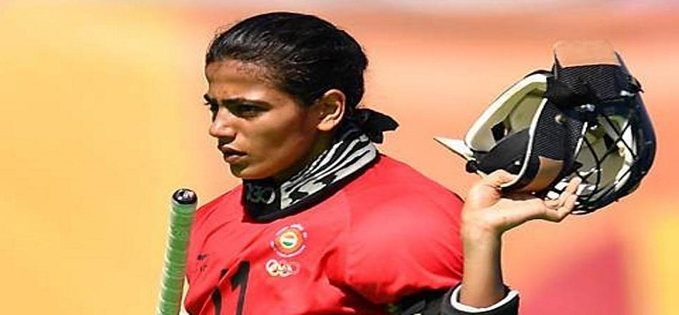 indian goalkeeper savita punia is waiting for service since last 9 years