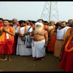 Simaria Mahakumbh: photos of three million devotees taking bath in third shahi snan