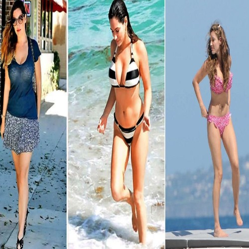 woman with best figure in world according to these standards
