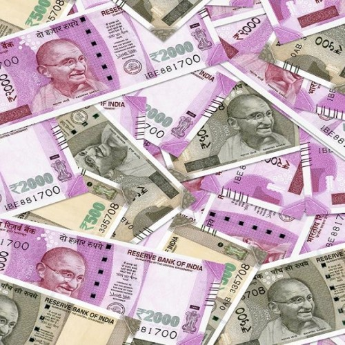 shocking news about new indian currency released after demonetisation