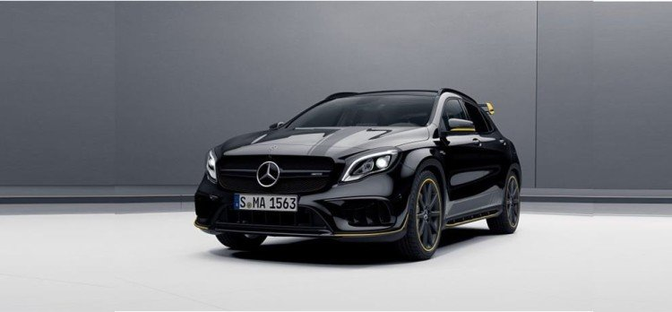 Mercedes-Benz launched Mercedes-AMG GLA 45 and AMG CLA 45 cars in India
