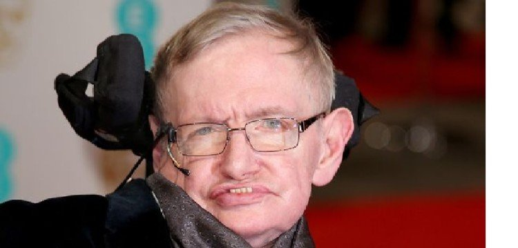 Earth could become 'ball of fire' within 600 years says Stephen Hawking