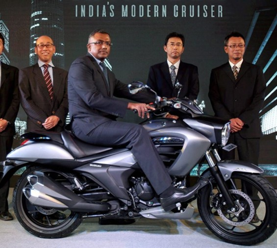 Suzuki Intruder Mrz Price In Mumbai
