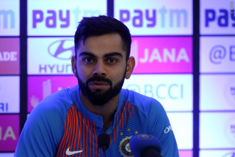 Virat Kohli's reacts on MS Dhoni's Critics after T-20 series win Against New Zealand