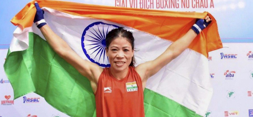 marry kom has a lot of challange ahead thier CWG and tokyo encounter