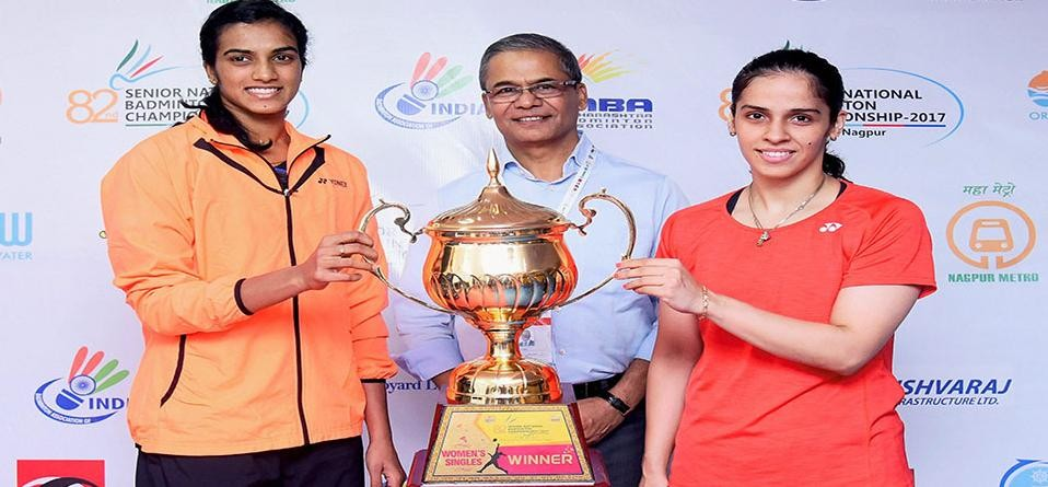 Saina Nehwal Beats PV Sindhu to Clinch Badminton National Championship title