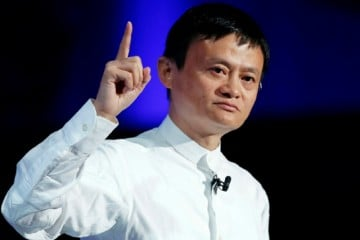 Daniel Zhang to become new ceo of alibaba next year, says chairman jack ma