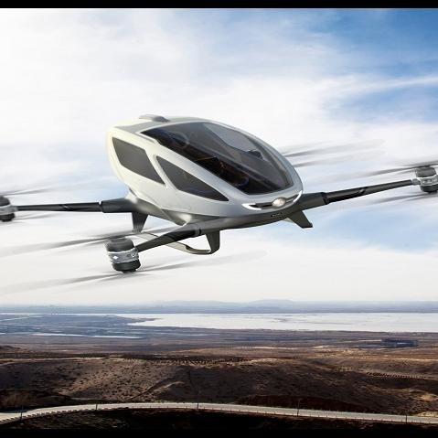 Uber is partnering with NASA to develop flying taxis