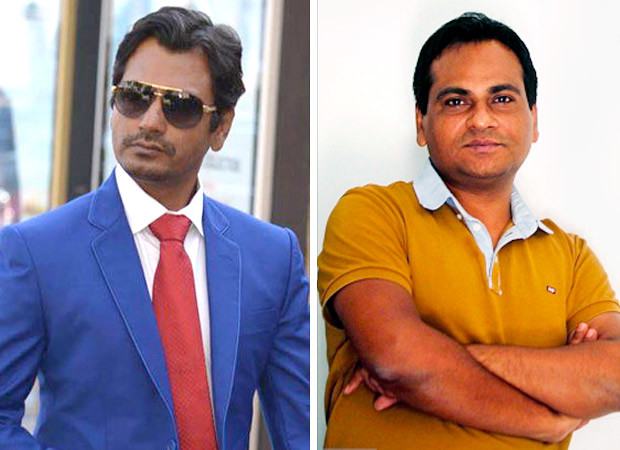 Shamas Nawab Siddiqui brother of nawazuddin presented in front of ED