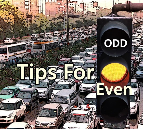 Delhi Smog: Odd-even Car Scheme From 13 November, Here is 5 Important Tips