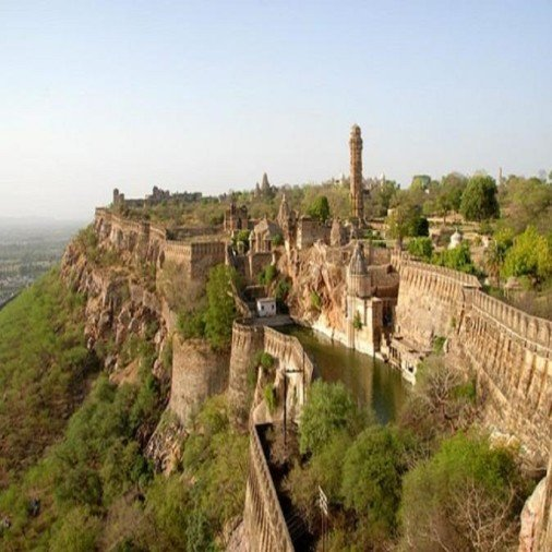facts you probably do not know about the historical chittaurgarh fort